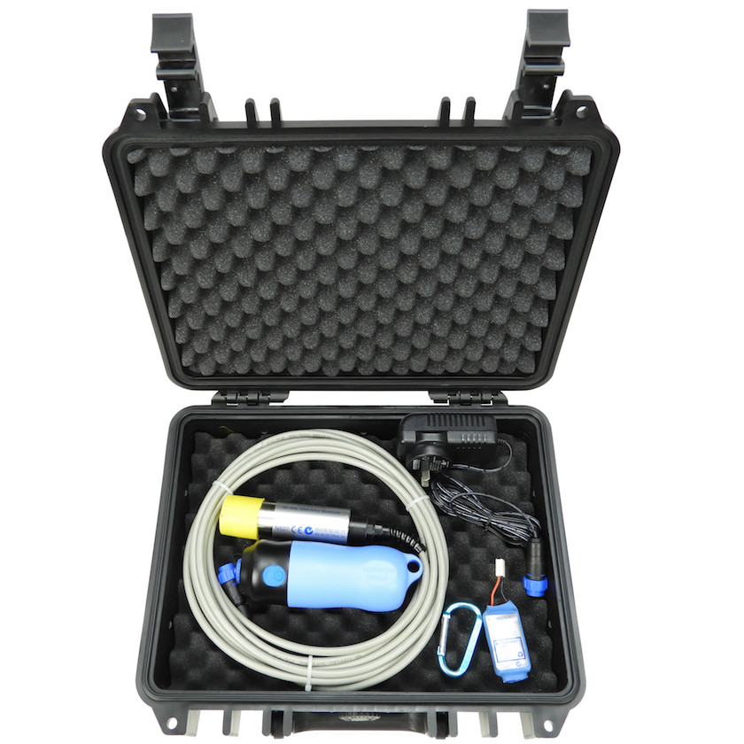 Analite-Turbidity-Probe-Australia-NEP-5000-LINK-Case-Portable-Hand-held-turbidity-sensor