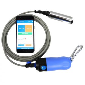 Analite Portable Hand-held turbidity sensor NEP-5000-LINK App