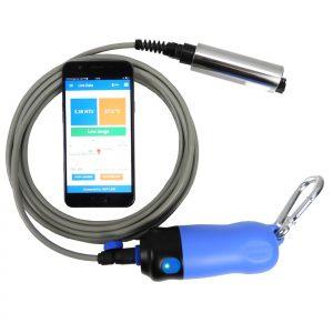 Analite Portable Hand-held turbidity sensor NEP-5000-LINK App
