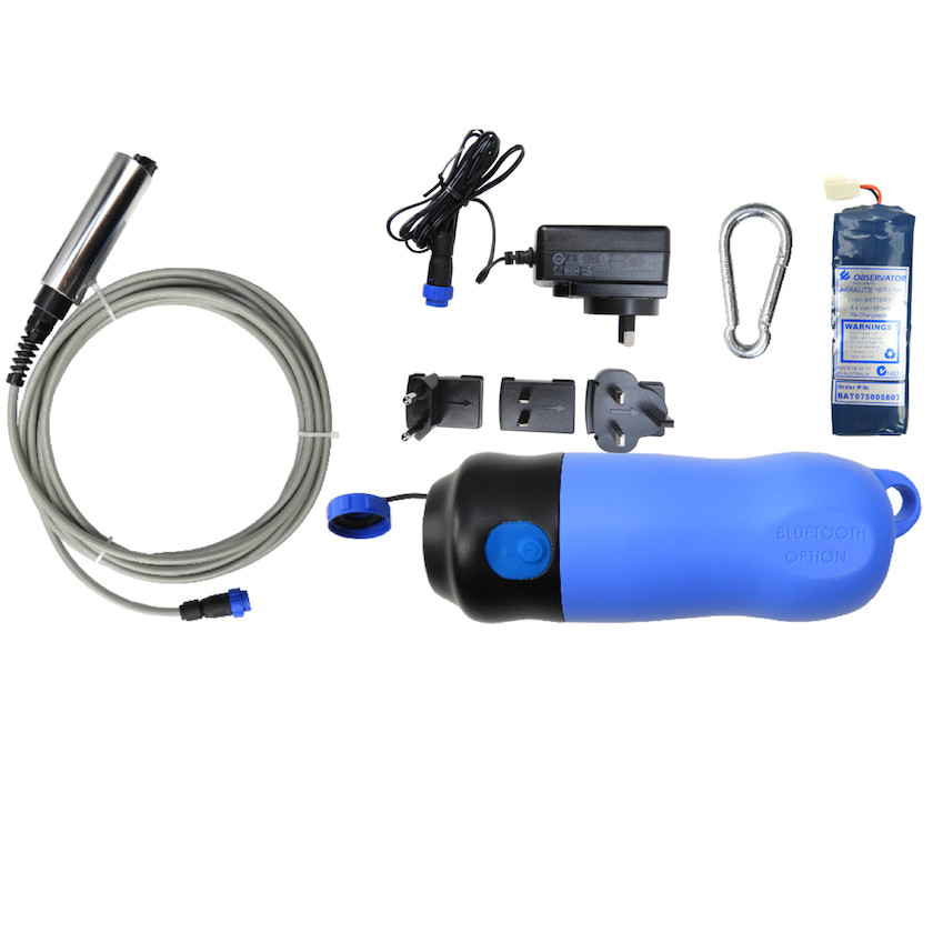 Analite Turbidity Hand-held NEP-5000-LINK product pack