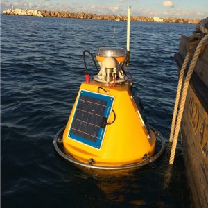 Analite OMC-7006 Dredging turbidity buoy sensors for continuous monitoring