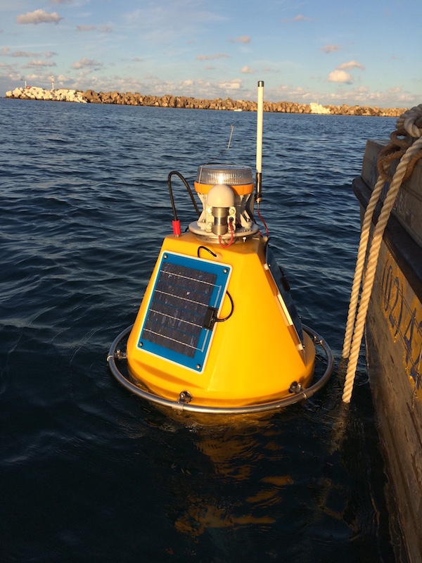 Analite OMC-7006 Dredging turbidity monitoring operations long-term deployment
