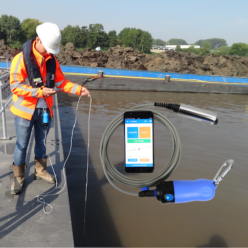 Turbidity Handheld Field deployment