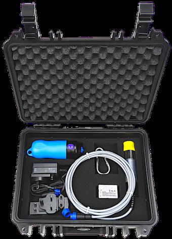 NEP-5000-LINK-Handheld-Battery-Package
